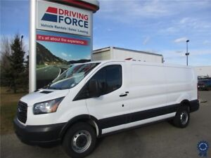 "2018 Ford Transit T-250 148"" WB Low Roof Cargo Van, 3.7L V6 Gas"