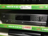 Yamaha CD-R-HD1500 HDD/CD recorder