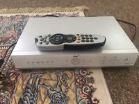 SKY BOX AND REMOTE &SONY DVD-UNTESTED