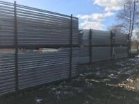 🚀New Security Heras Style Security Fencing Panels