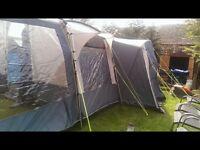 6 person tent for sale. Royal Bordeaux 6 XL ZG