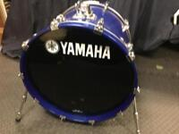 20 inch Yamaha Bass Drum with case