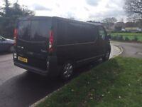 Renault Trafic Long Wheelbase Panel Van in Good Condition - Low Milegae - New MOT