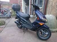 Peugeot speedfight 100cc