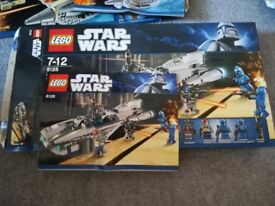 LEGO Star wars 8128 Cad Bane's speeder set