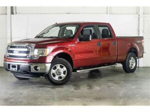 2014 Ford F-150 XLT Finance for $106 Weekly OAC ONLY 42,500KM!!