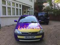 HOTROD Vauxhall Corsa £850 ono