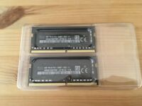 Original Apple iMac 2017 RAM - 8GB (2x4GB) DDR4 2400MHz PC4-19200