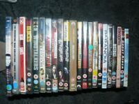 Job Lot of DVDs, Mixed - all listed - Price is for all the DVDs as one lot