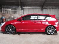 Ep3 Honda Civic type r