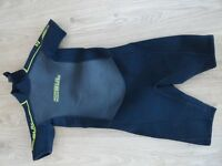 Gul Junior small chest 66cm response 3.2 liquid skin short wetsuit