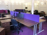 CO-WORKING SPACE: PRESTIGIOUS HIGH QUALITY CITY CENTRE CO-WORKING SPACE IN BUCHANAN STREET, GLASGOW