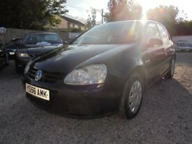 VW Golf 1.6 FSI Petrol 2006