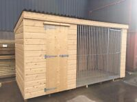 Quality Sheds - Garden Shed - Timber - Fencing - Log Stores - Sleepers - Bark - Crates - Kennels