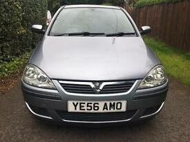 Vauxhall Corsa 1:2 sxi + very low mileage full service history