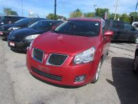 2009 Pontiac Vibe * INTEREST AS LOW AS 3.9%