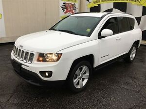 2014 Jeep Compass North, Automatic, Steering Wheel Controls, 4x4