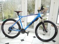 GT AVALANCHE ELITE MTB 2017 LARGE NEW