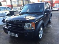 Land Rover discovery HSE 2008, FSH/rear entertainment