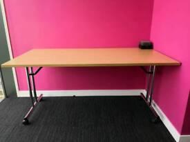Senator folding multipurpose desk/table