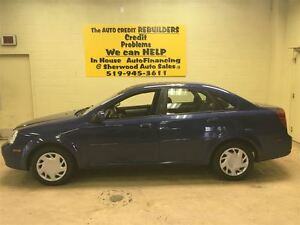 2004 Chevrolet Optra SE Annual Clearance Sale!