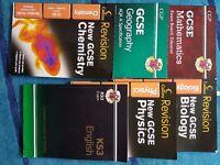 6 GCSE Revision Guides
