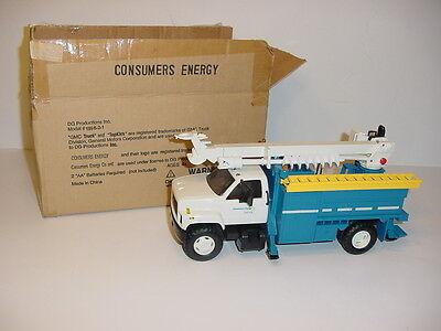 1 24 Dg Productions Consumer Energy Bucket Truck Nib