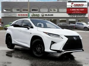 2017 Lexus RX 350 F-SPORT 3 W/ 2 SETS TIRES & RIMS -