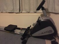 GET FIT with a Kettler AXOS Rowing Machine