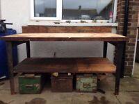 workshop work bench