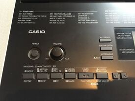 Casio CTK 4200 electric keyboard with stand