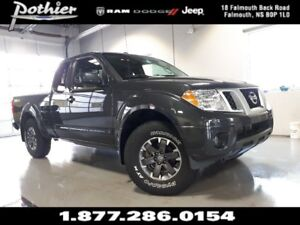 2015 Nissan Frontier PRO-4X | MANUAL | NAV | REAR CAMERA |