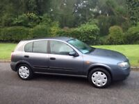 NISSAN ALMERA 1.5 2004 MOT AND SERVICE HISTORY-DRIVES VERY WELL -AIR CON-CD-GREAT VALUE FOR MONEY