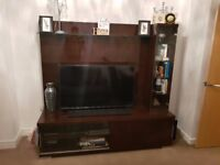 Italian Multi-functional Entertainment Unit / TV Stand (WITH WARRANTY)