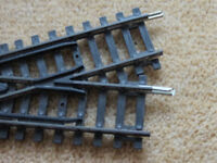 Hornby R614 Left Hand Diamond Crossing, OO Gauge, Ex Layout Very Good Condition