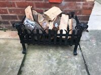 Brand new hand made fire grate