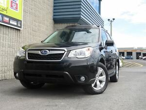 2014 Subaru Forester TOURING TOIT PANORAMIQUE