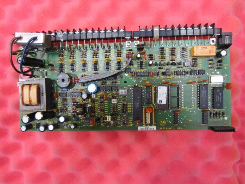 Allen Bradley 46704-410-4 Circuit Board PCB 467044104 SB3S18