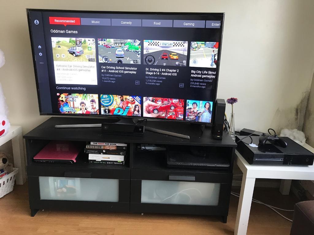 samsung uhd 4k curved 50 inch tv in wimbledon london. Black Bedroom Furniture Sets. Home Design Ideas