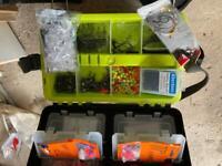 Sea fishing Tackle box