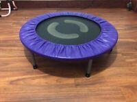 opti mini trampoline - Excellent condition