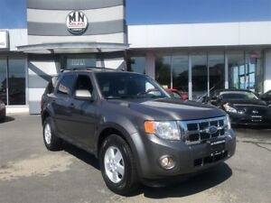 2009 Ford Escape XLT 4WD Sunroof Only 132,000KM