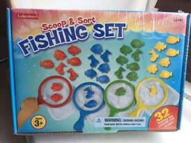 Brand New, Colour Sorting Fishing Game
