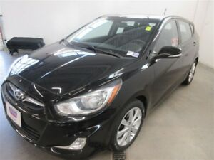 2013 Hyundai Accent GLS! ALLOYS! BLUETOOTH! SUNROOF! HEATED SEAT