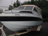 cadorette Holiday 200 cudy cabin,bayliner,chaparal,searay,larson
