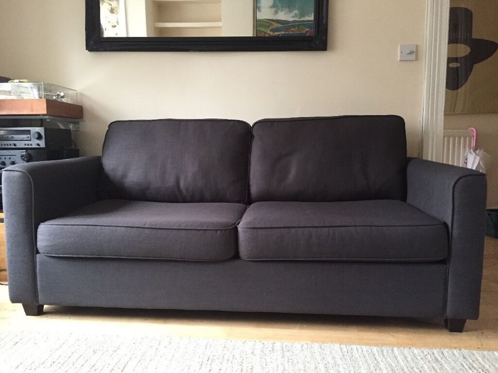 John Lewis Living Room Two John Lewis Portia Charcoal Sofa And Sofabed In Cambridge