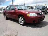 2003 Nissan Sentra Automatic, AC, Perfect Body, Good mechanics