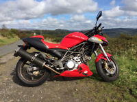 Cagiva V Raptor For Sale!!!! 1000cc Bargain!!