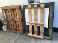 6 pallets available for free