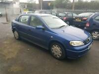 AUTOMATIC. VAUXHALL ASTRA. 1.6 PETROL. DRIVES WELL. PX TO CLEAR
